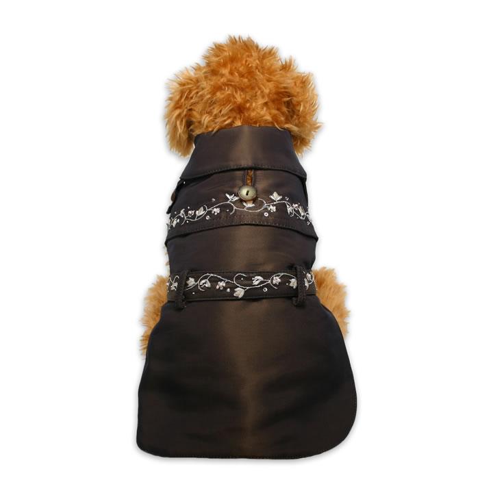 犬服のルミエール トレンチコート